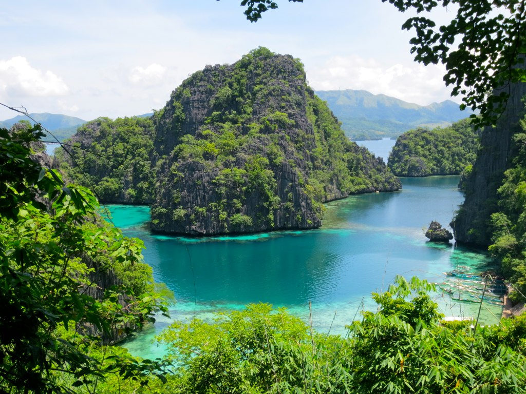 Coron Island is one of the interesting places to visit in palawan