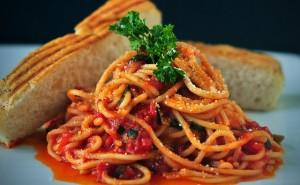 Taste the Famous Italian Pasta