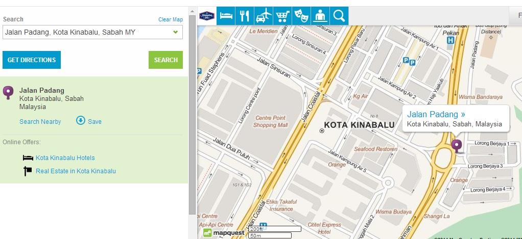 Jalan Padang Kota Kinabalu