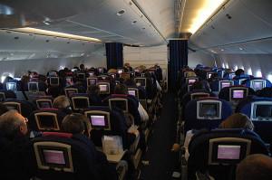 economy class airline