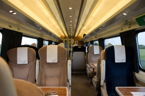 pros benefits of train travel