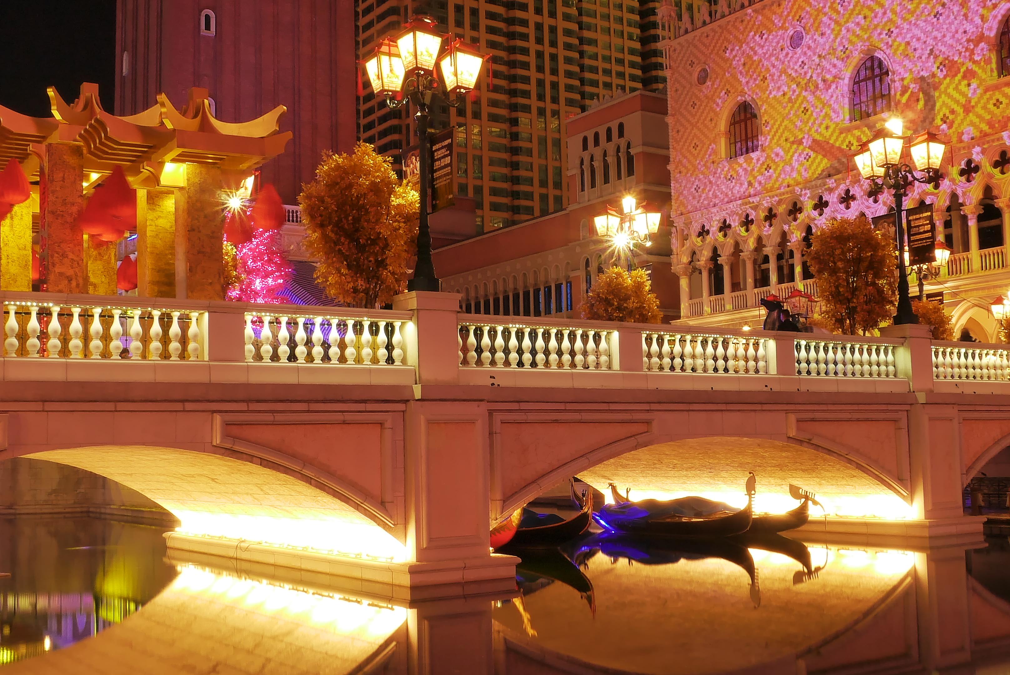 visit Macau Las Vegas