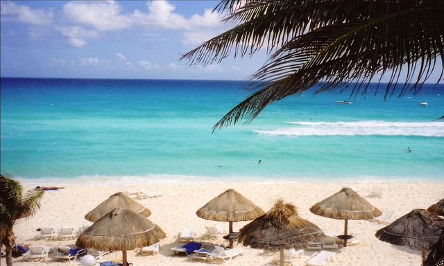 Cancun Beach - 5 of the Best Beaches of the World
