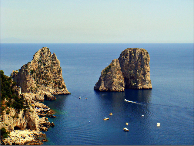 Capri Island - 5 of the Best Beaches of the World