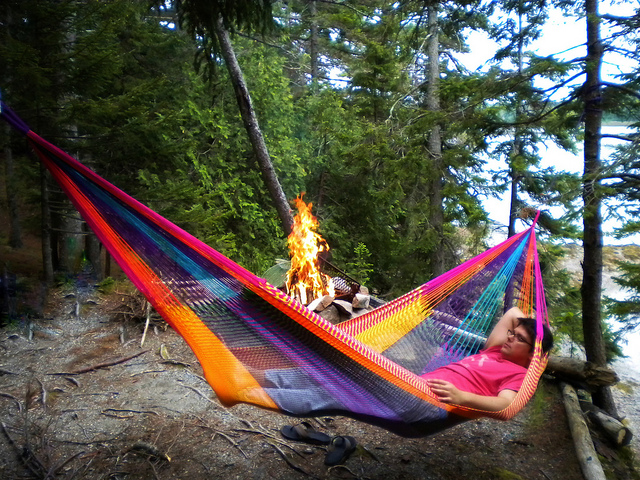 3 Common Uses of a Hammock