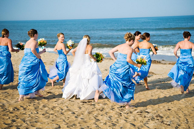 Choosing Your Bridal Colors for an Exceptional Destination Wedding With 5  Simple Tips