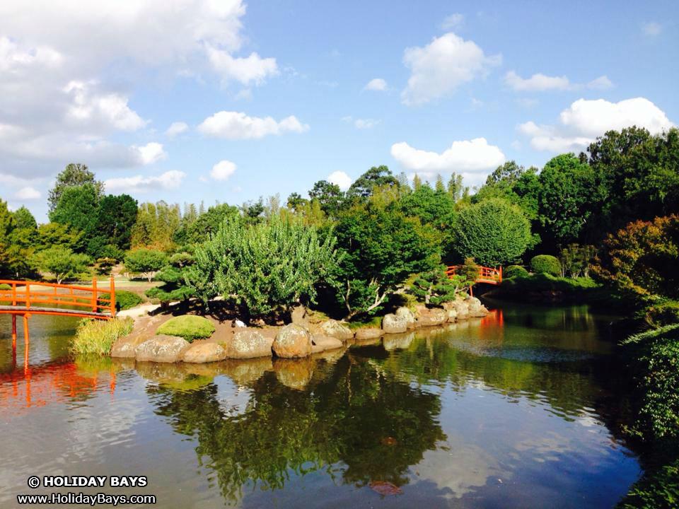 Japanese Gardens in Toowoomba, Japanese Garden