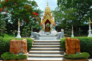 Shrine Pattaya, Thailand