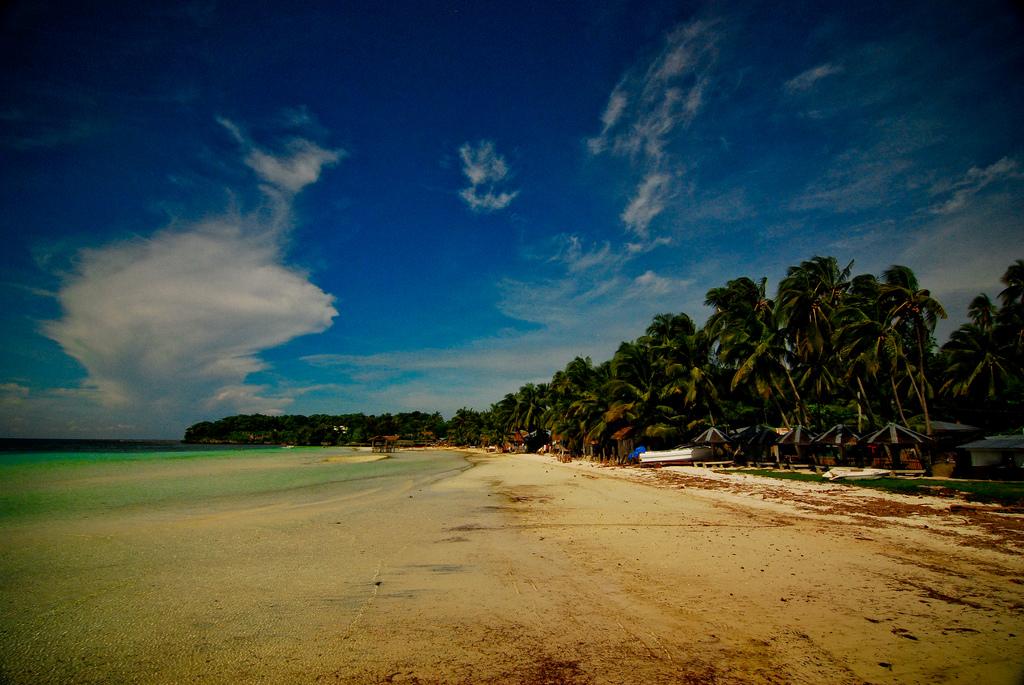 Siquijor Island, Central Visayas.
