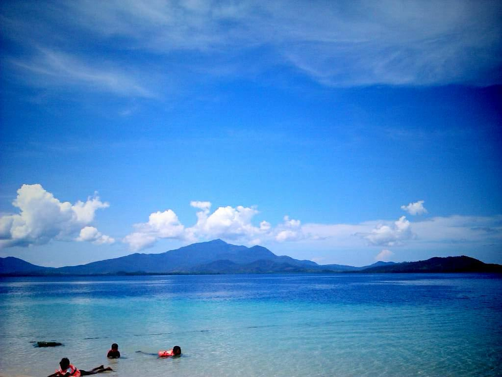 Snake Island, Honda Bay Palawan.