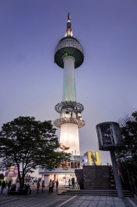 South Korea Attractions - N Seoul Tower