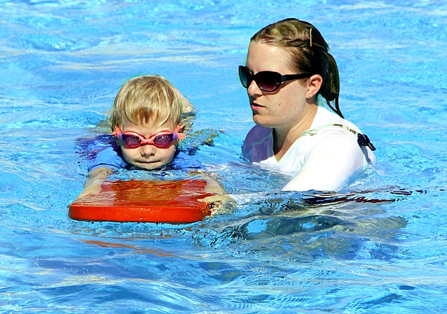 Summer Vacation - Swimming Pool Safety