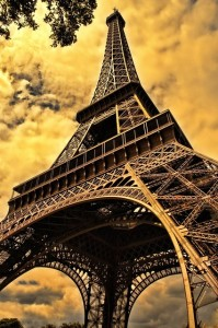 The Eiffel Tower - Travel Europe