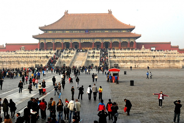 Travel China - The Forbidden City