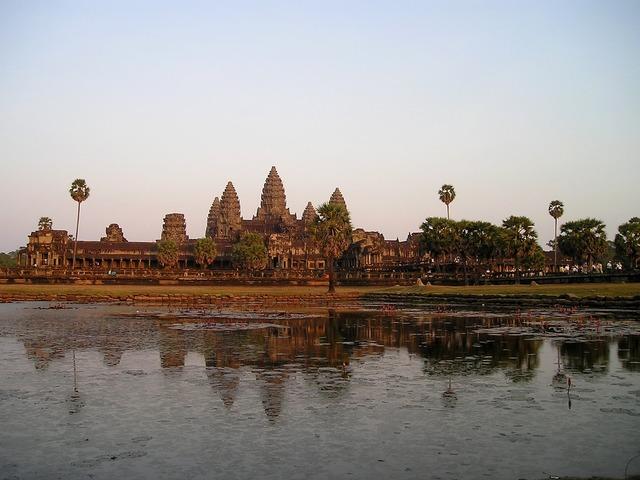 Visit Cambodia - Angkor Wat