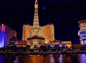 Visit Las Vegas - Paris Monument