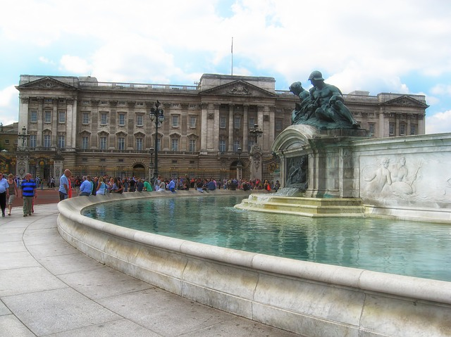 Visit London - Buckingham Palace
