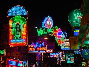 Visit Pattaya, Thailand