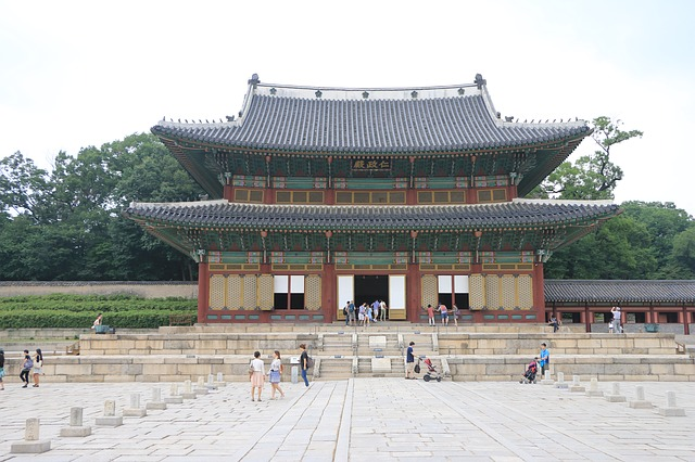 Visit South Korea - Changdeokgung Palace