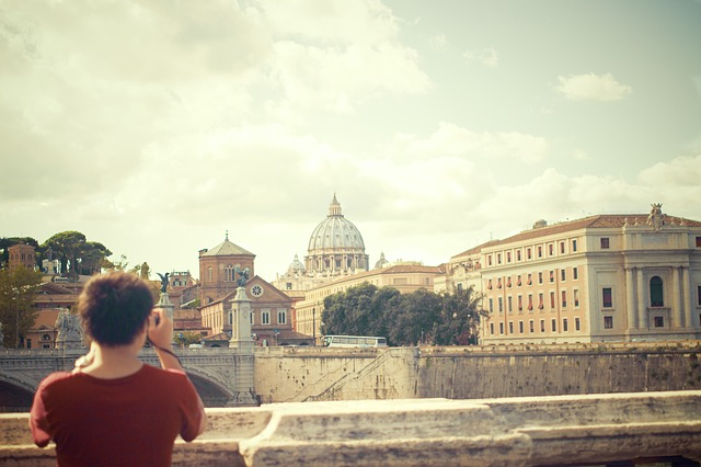 Visit Sant'angelo Rome - Travel Europe