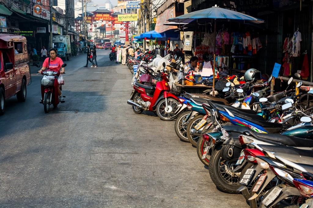 Warorot Market Chiang Mai North Thailand