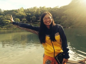 Mambukal Mountain Resort's boating lagoon