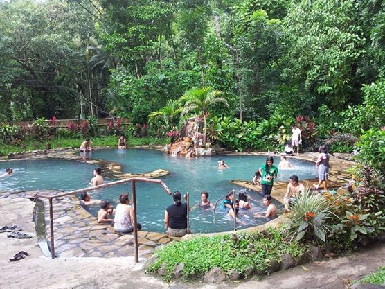 11 Fun Things to Do at Mambukal Mountain Resort in the Philippines, 3 are Great Fatigue Busters! - Warm Sulfur Dipping Pool
