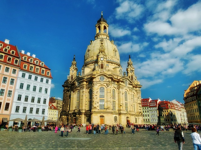 A Trip to Germany 10 Travel Tips to Improve Your Experience - Frauenkirche Cathedral Church in Dresden