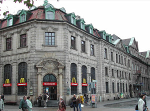 A Trip to Germany 10 Travel Tips to Improve Your Experience - mcdonalds