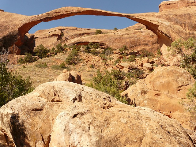Arches National Park - Landscape Arch