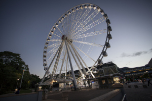 Big Wheel Southbank Brisbane Australia