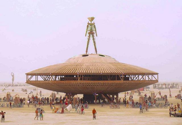 Burning Man Festival Nevada