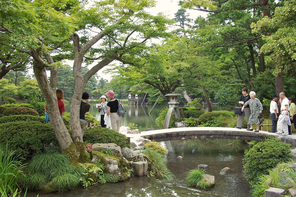 Gardens of Japan 9 Amazing Gardens You Must See! - Kenrokuen