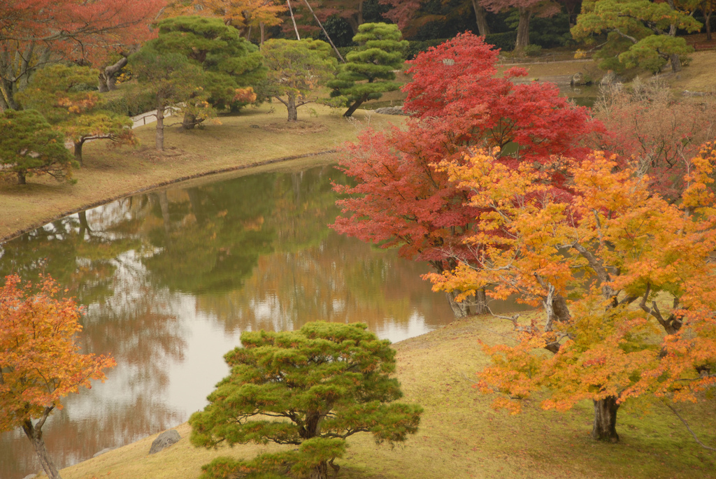 Gardens of Japan 9 Amazing Gardens You Must See! - Shugakuin Imperial Villa