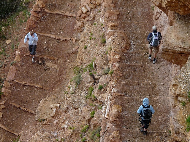 Grand Canyon Trail for Hikers
