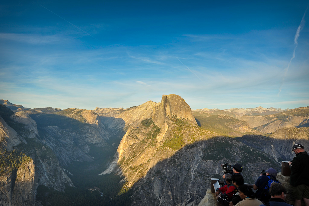 Half Dome Mountain, Yosemite National Park, USA