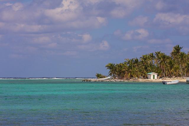 Half Moon Caye Natural Monument