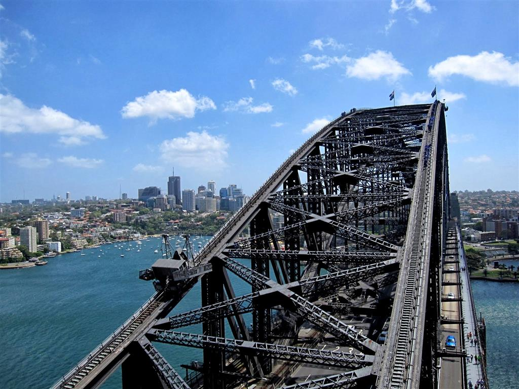 Harbor Bridge Climb in Sydney