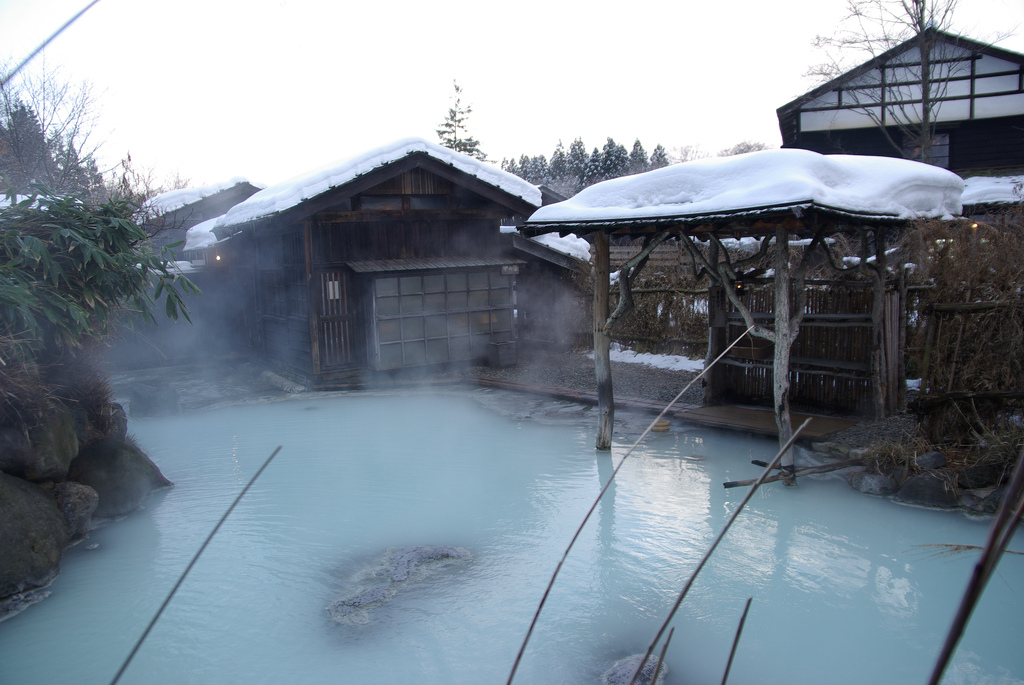 Hot Springs of Japan 7 Hot Springs You Will Surely Love! (3)