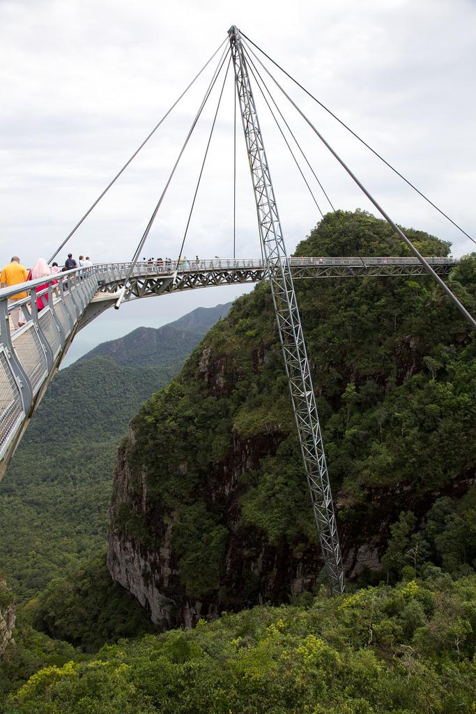 Langkawi Sky Bridge Malaysia 2