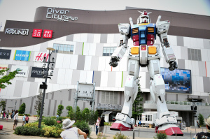 Let's Visit Japan! 8 Great Places to Visit to Satisfy Your Inner Otaku - Gundam Front Tokyo