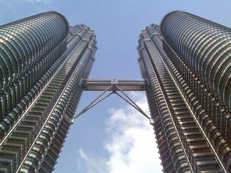 Petronas Towers Malaysia 1