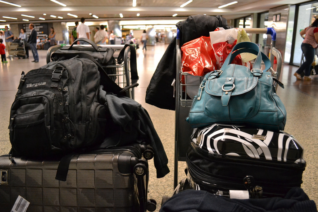 The Best Packing Tips 20 Things NOT to Bring With You - what is in your luggage