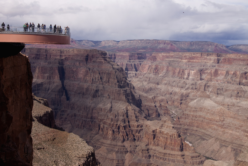 The Grand Canyon Skywalk 2