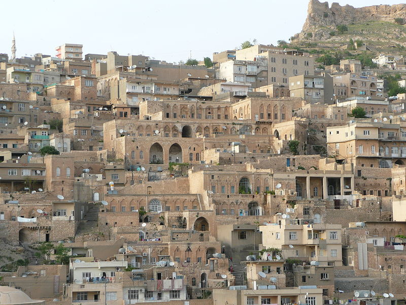 Travel Mardin - Turkey