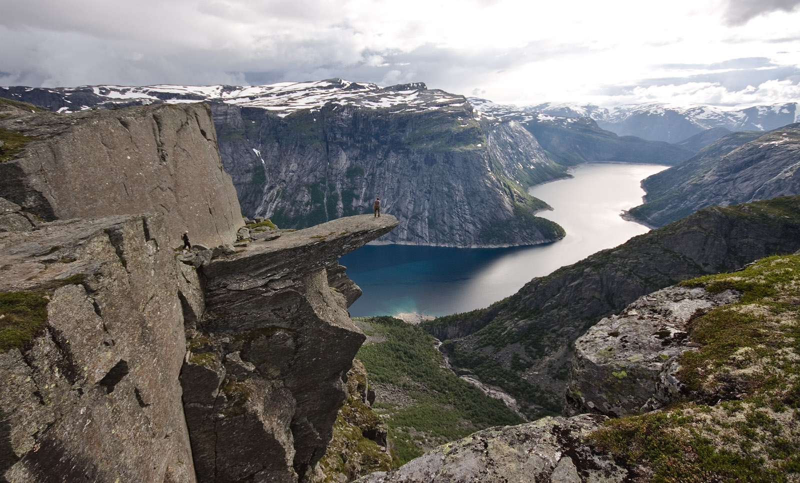 Trolltunga Cliff in Norway 2