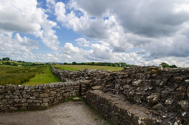 Visit England - Hadrian's Wall
