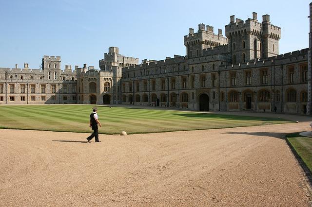 Visit England - Windsor Castle
