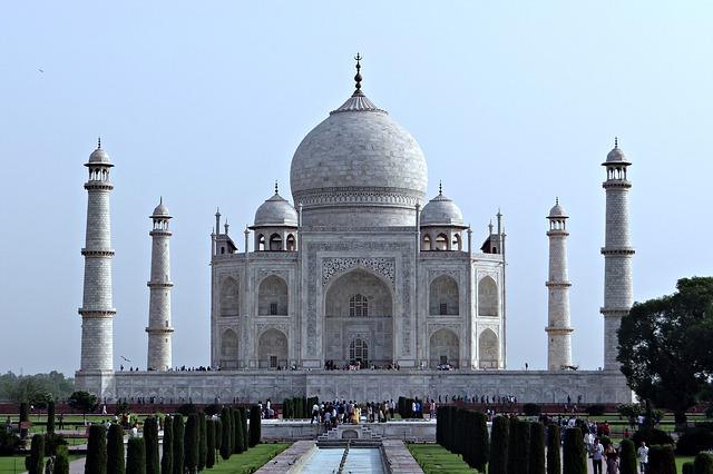 Visit India - Taj Mahal
