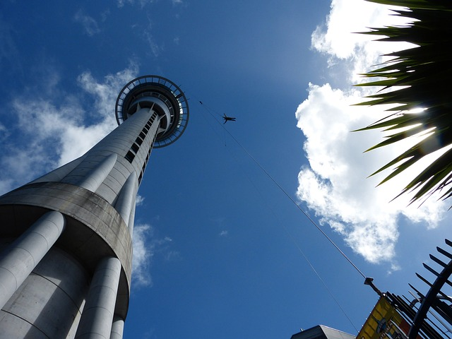 Visit New Zealand - Sky Tower
